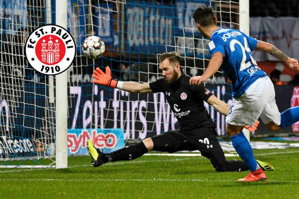 Bis 2021: FC St. Pauli verlängert mit Torhüter Himmelmann