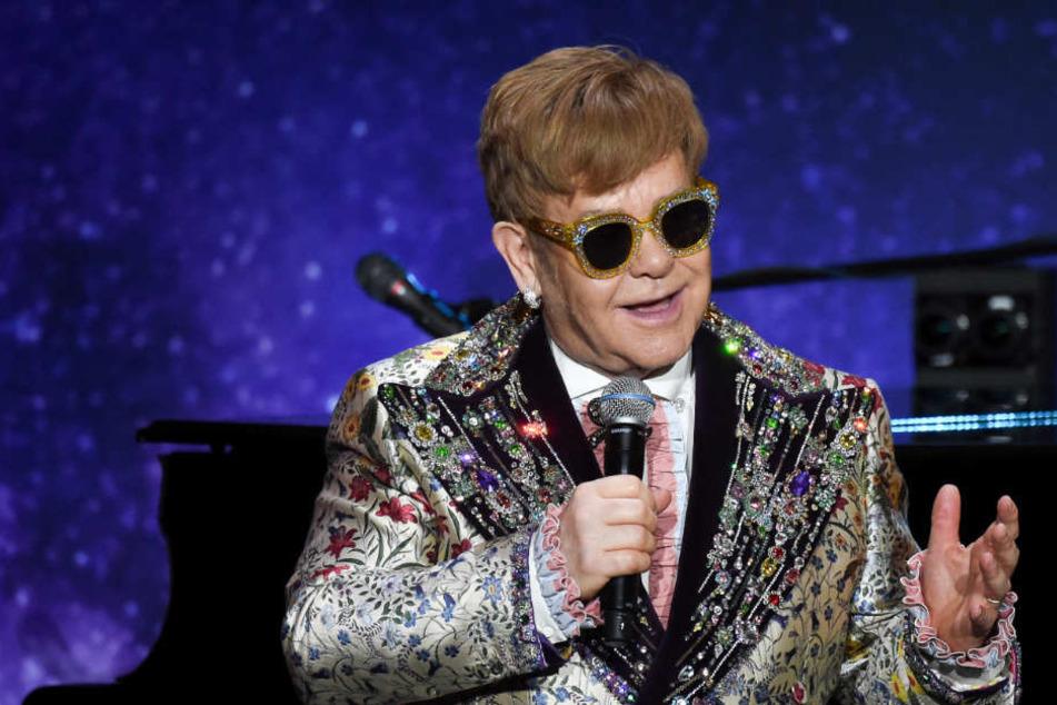 Hier könnt Ihr Elton John zum letzten Mal live erleben
