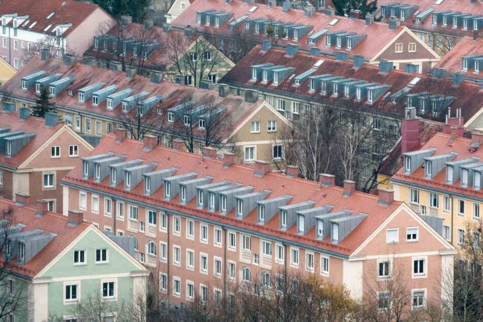 Wer in München eine Wohnung sucht, benötigt Geduld und auch Glück. (Symbolbild)