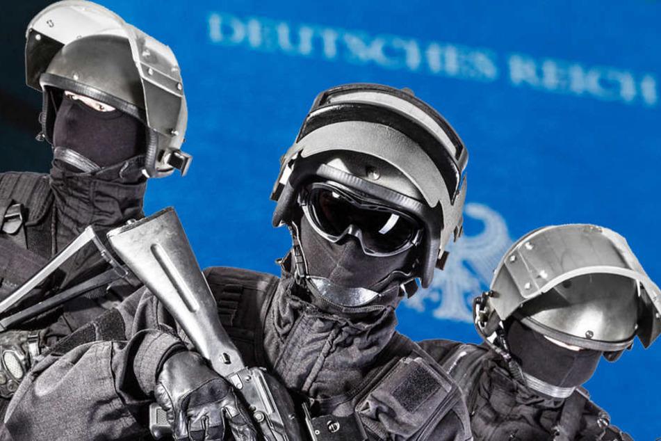 Focus: Reichsbürger planen eigene Armee, Vorbereitung auf Tag X