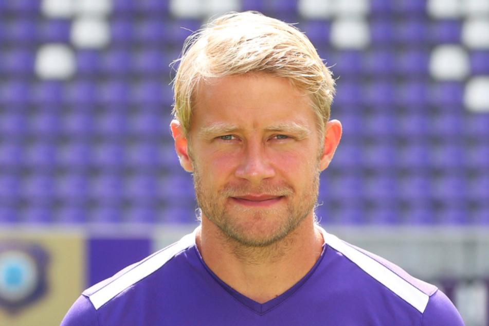 Aue-Mittelfeldmann Jan Hochscheidt schoss acht Tore in der letzten Saison.