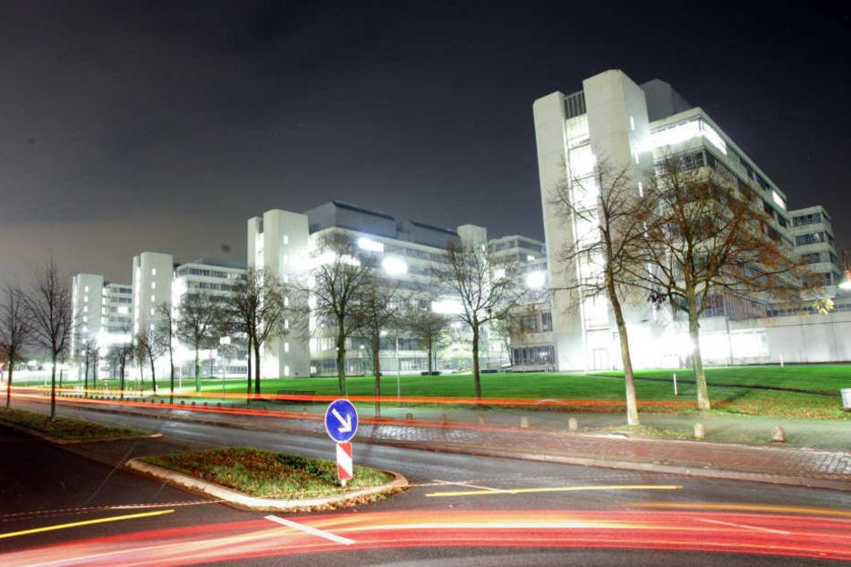 Im Bereich der Uni Bielefeld soll die 21-Jährige vergewaltigt worden sein.