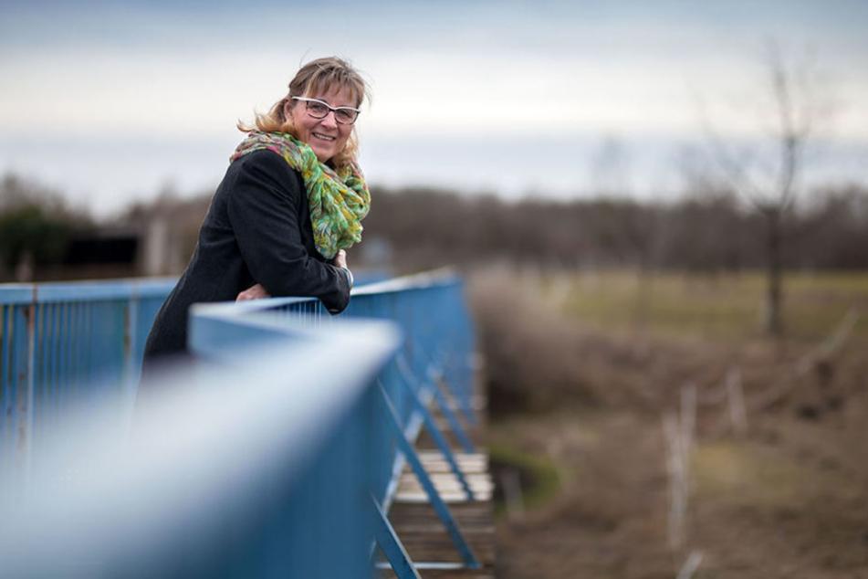 Doris Kuhnert (54) arbeitet als selbstständige Traumdeuterin.