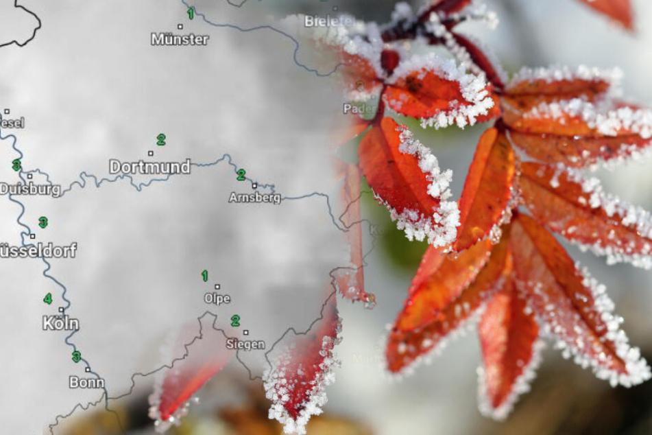 Auch zum Start in die nächste Woche bleibt es trocken und frostig. (Symbolbild)