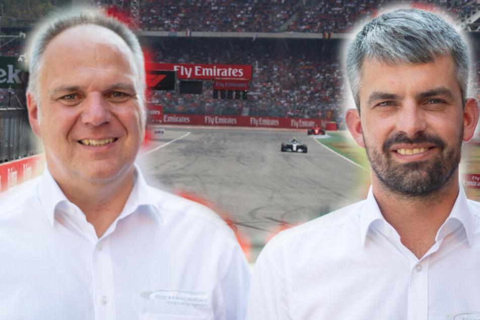 Formel 1: Der Hockenheimring soll kein Lückenbüßer sein
