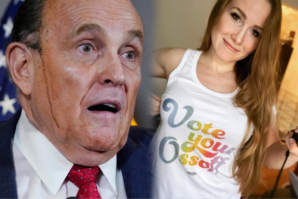 Tochter von Trump-Anwalt Rudy Giuliani liebt Sex über alles