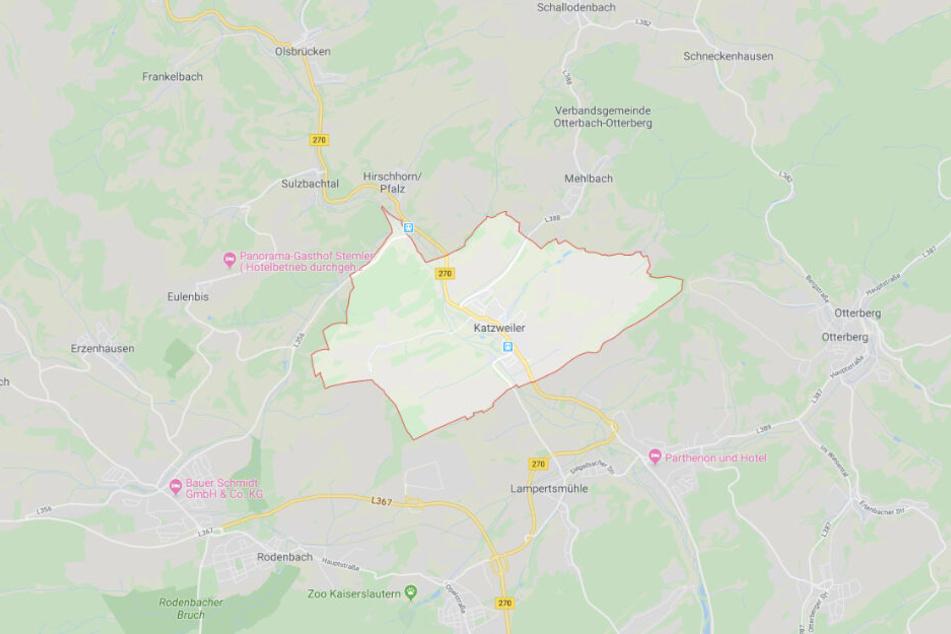 In der gemeinsamen Wohnung des Ehepaares in Katzweiler wurde die Frau aufgefunden.