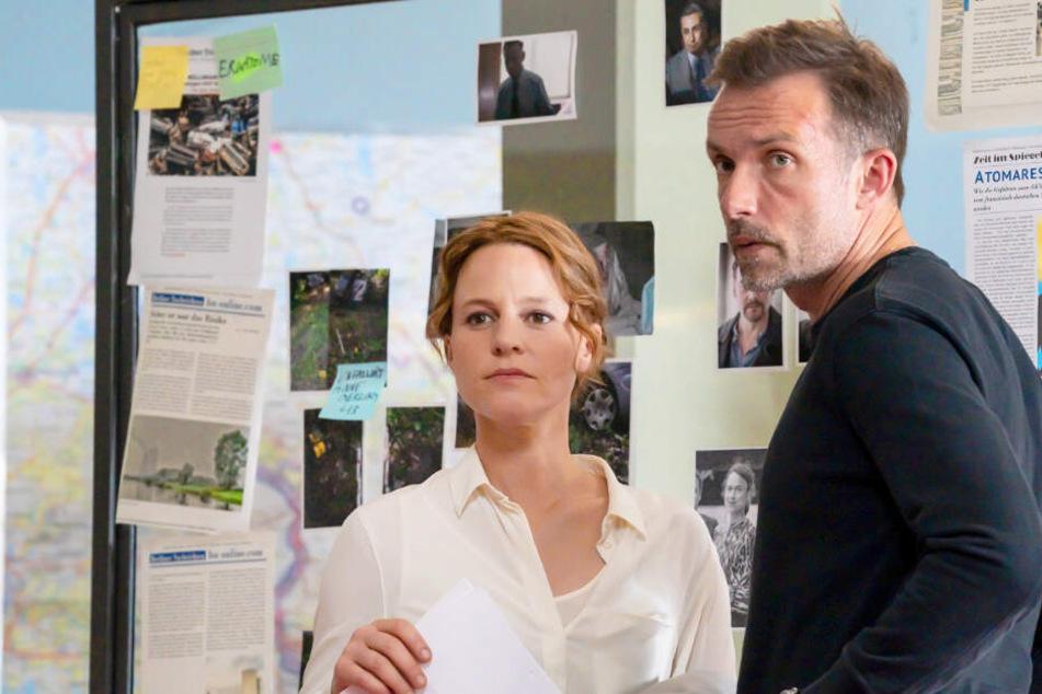 """Wenn Atomkraft tötet: Verzwickter Fall für das """"Polizeiruf""""-Team"""