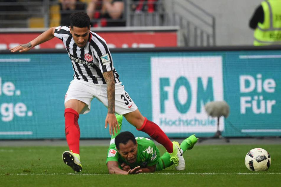 Omar Mascarell (links) könnte gegen Freiburg sein Comeback feiern.
