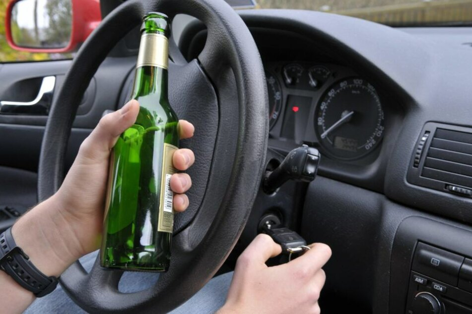 Autofahren und Alkohol passen einfach nicht zusammen!