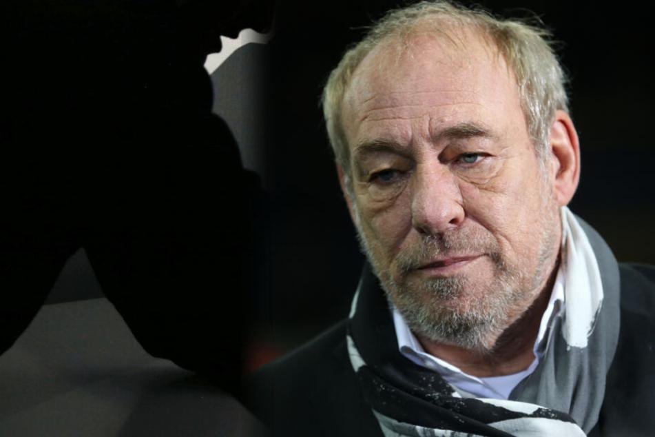 Eintracht-Präsident Peter Fischer äußerte sich bereits zu dem Skandal.