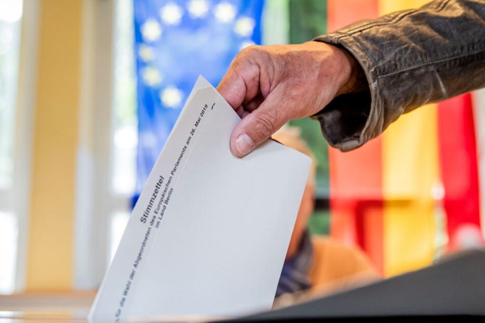 Die Wahlbeteiligung in Hessen lag bei 58,4 Prozent. (Symbolbild)