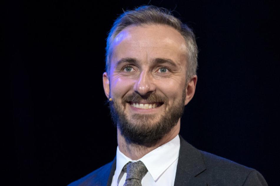 Jan Böhmermann (38) ist nun offiziell SPD-Mitglied.