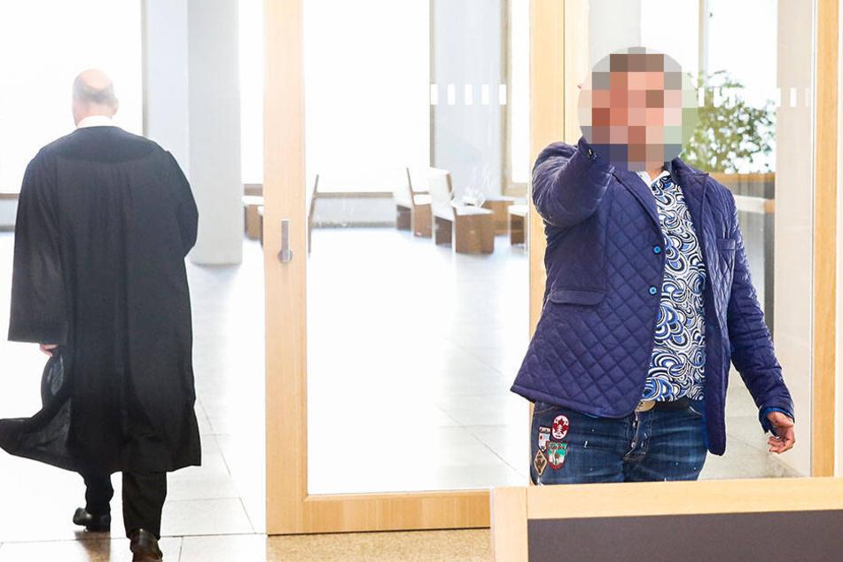 """Tomas M. (37) war laut Anklage und Urteil ein sogenannter """"Truffatori"""" - der Mann, der mit den Opfern direkten Kontakt hatte."""