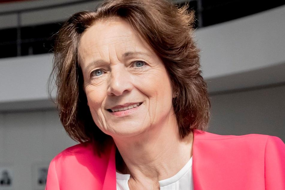 Die Vorsitzende des Bundestags-Sportausschusses, Dagmar Freitag (67). (Archivbild)