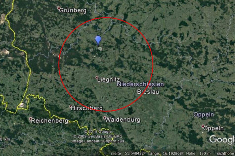 Das Epizentrum lag nur 90 Kilometer von Görlitz.