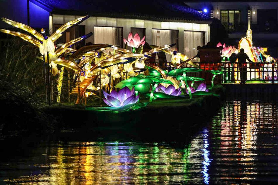 In China gehört das Mondfest zu den wichtigsten Festen im Kalender.