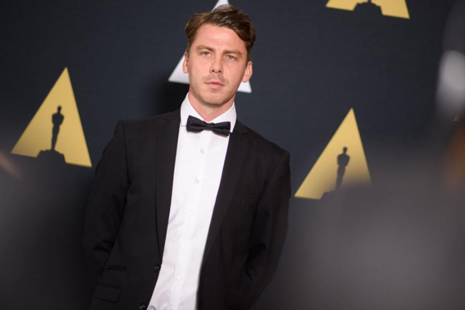 """Wurde für seine Reportage """"Galamsey"""" mit dem Studenten-Oscar in Gold ausgezeichnet: Johannes Preuss."""