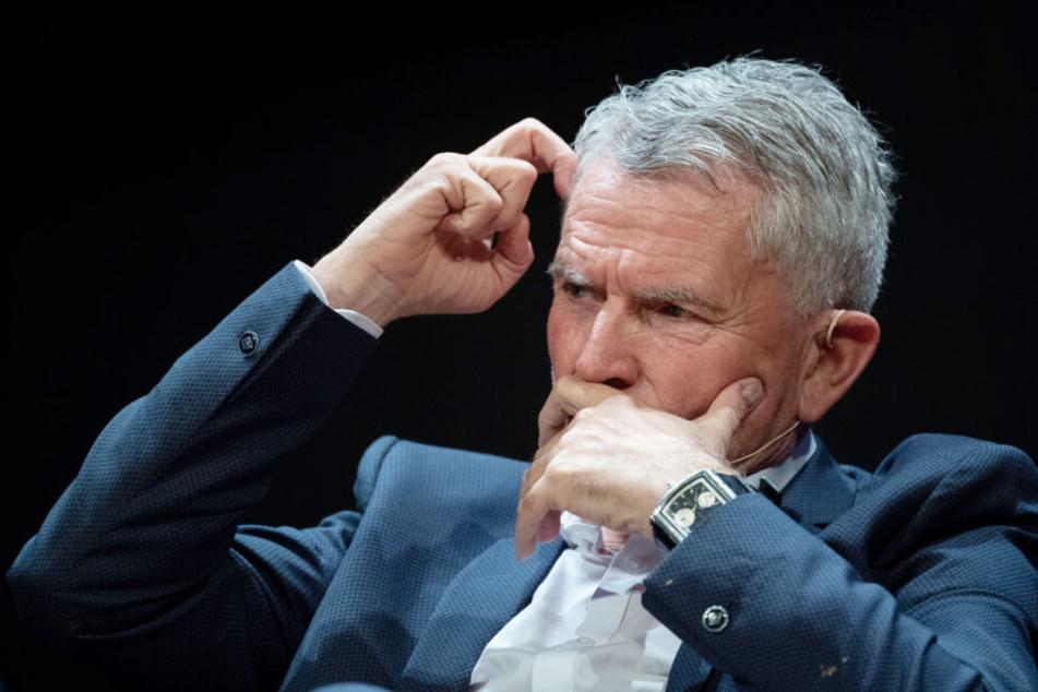 75 Prozent der Stimmberechtigten müssten bei der Mitgliederversammlung gegen Wolfgang Dietrich stimmen, um den Präsidenten abzuwählen.
