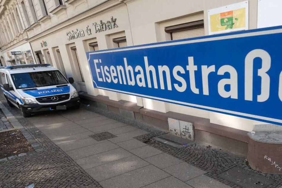 Leipzig: In der Unterhose fündig: Polizei kontrolliert kriminelle Schwerpunkte