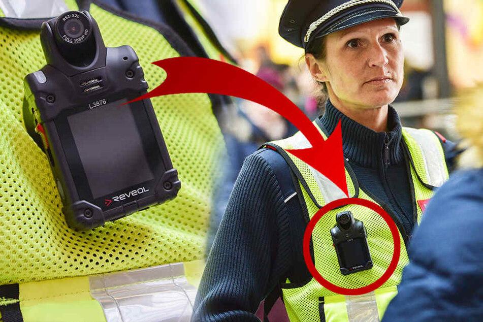 Bodycams in NRW! So filmt Dich jetzt die Deutsche Bahn