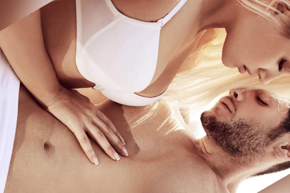 Sex mit dem Ex? Für fast 60 Prozent der Frauen die Grundlage für heiße Fantasien.