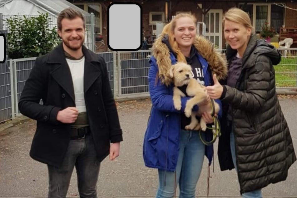 Hündin von Schwerbehindertem entführt: Polizei befreit sie!