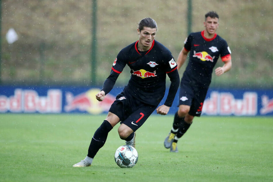 Offensivspieler Marcel Sabitzer setzt sich dafür ein, dass ein oder zwei erfahrene Routiniers nach Leipzig wechseln.