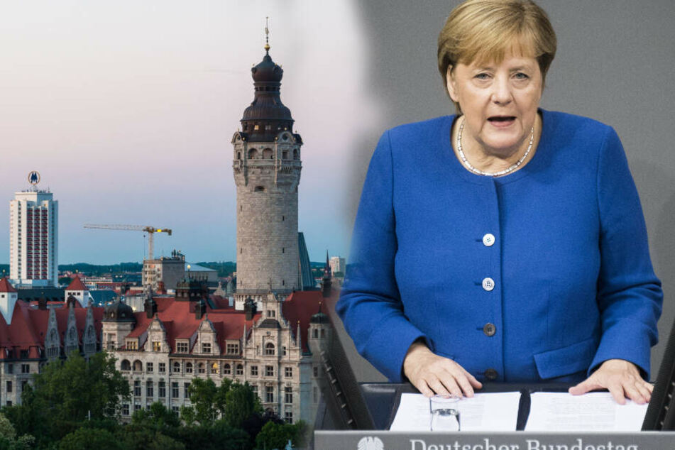 Merkel bestätigt: EU-China-Gipfel findet 2020 in Leipzig statt
