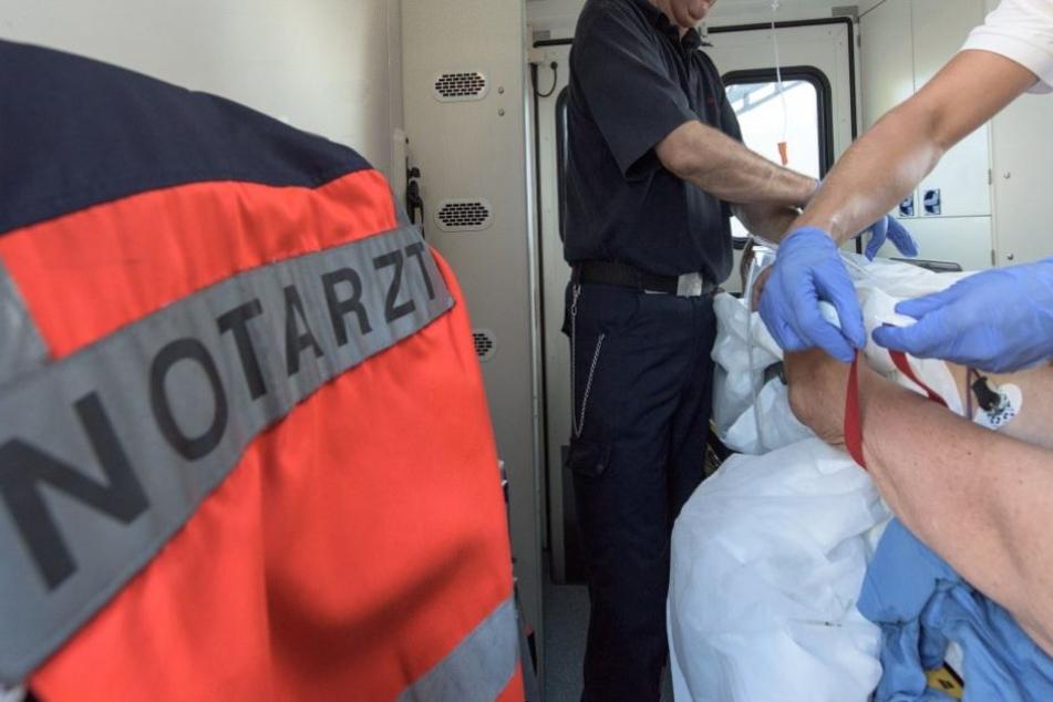 Das Kind kam schwer verletzt ins Krankenhaus (Symbolfoto).
