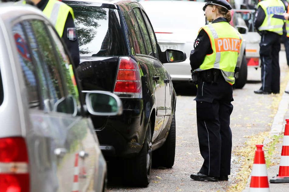 Kontrollieren Polizisten oder doch eher Kameras die Einhaltung der Fahrverbote? (Symbolbild)