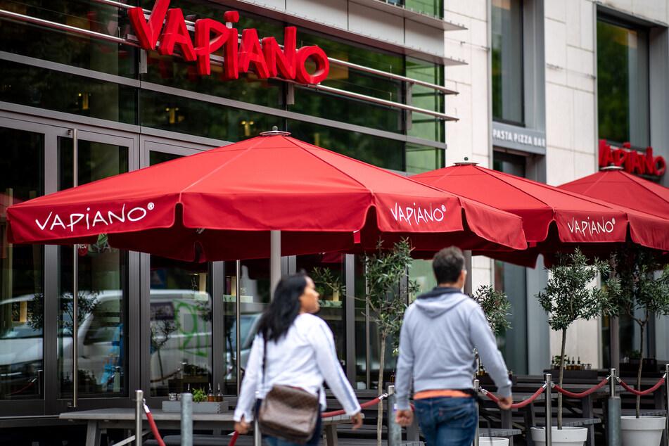 Aufgrund der Coronakrise mussten zuletzt weltweit fast alle Vapiano-Restaurants schließen (Archivbild).