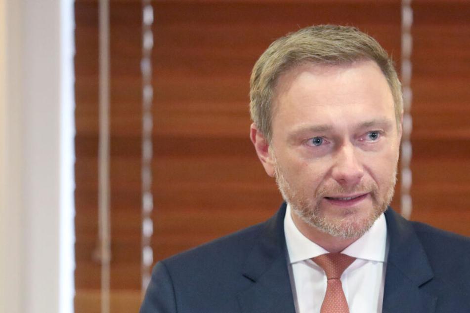 Nach Thüringen-Debakel: FDP-Chef Lindner stellt Vertrauensfrage