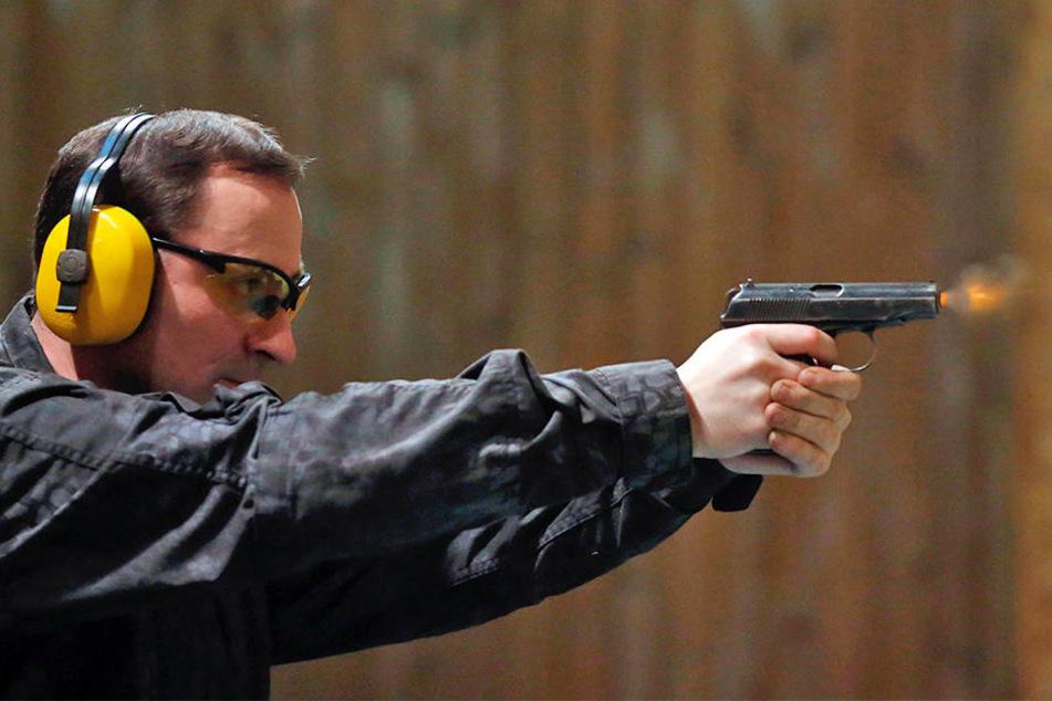 In Sachsen gibt es immer mehr registrierte Schusswaffen, darunter die von Jägern und Schützen.