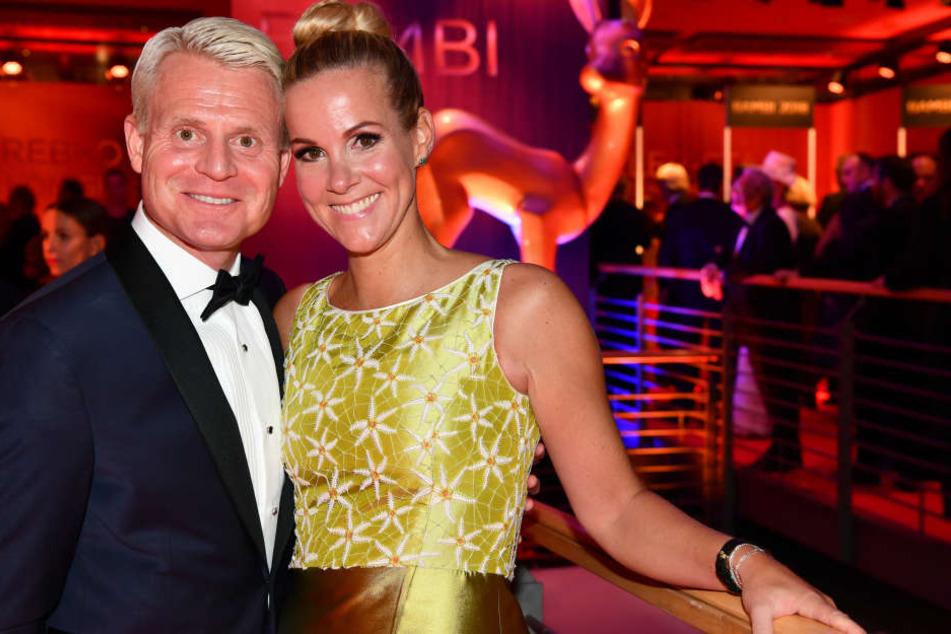Guido Cantz mit seiner Frau Kerstin.