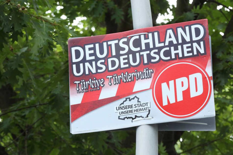 Wird die NPD in Deutschland bald verboten?