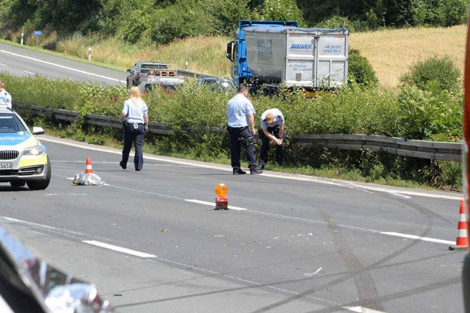Der Unfallhergang wurde von der Polizei ermittelt.