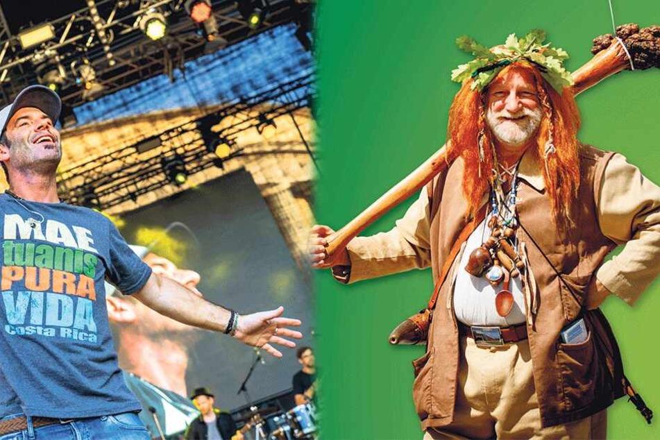 Fest-Alphabet: Tag der Sachsen von A bis Z