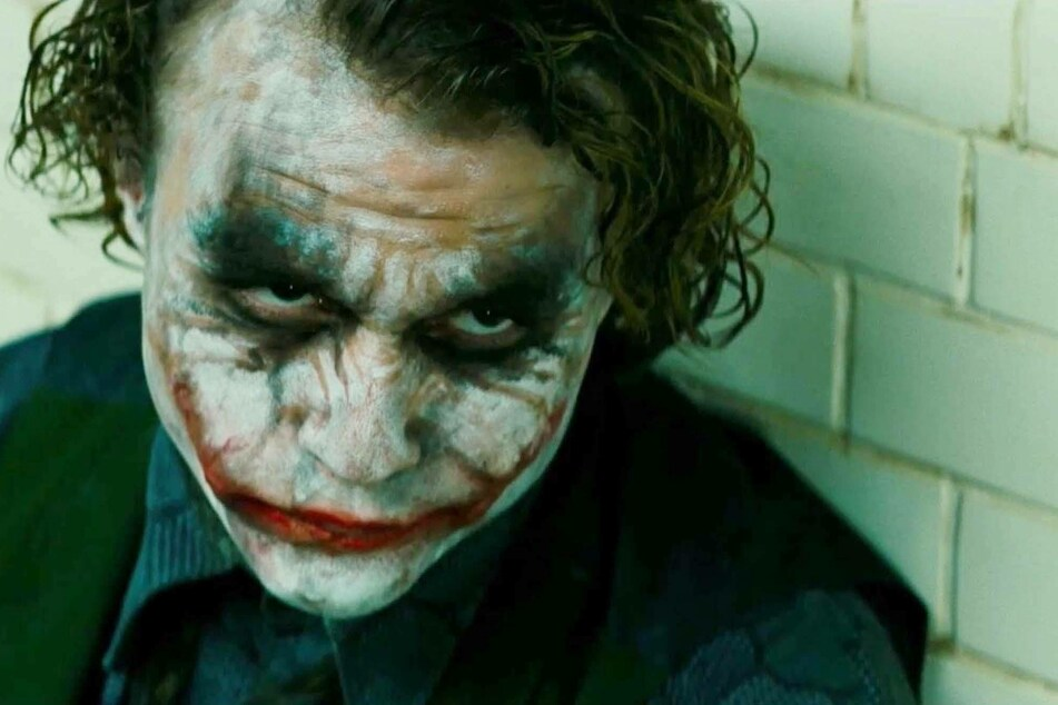 Heath Ledger won a posthumous Academy Award for his role as the Joker in the 2008 film The Dark Knight (archive image).