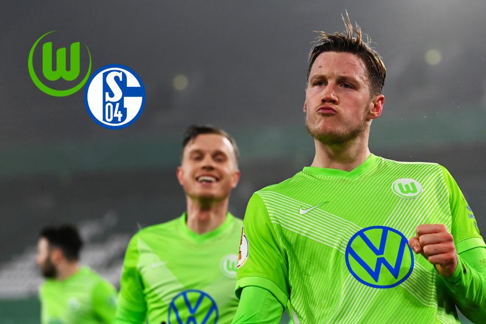 Weghorst sei Dank: VfL Wolfsburg wirft Schalke aus dem DFB-Pokal!