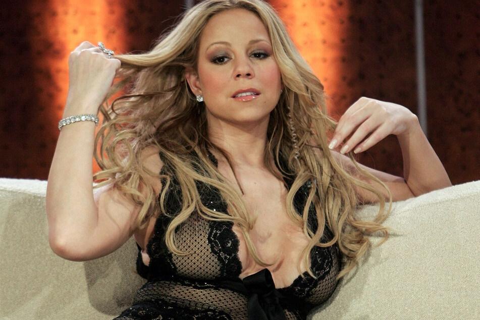 Die Diva Mariah Carey feierte am 27. März ihren 50. Geburtstag. (Archivbild)