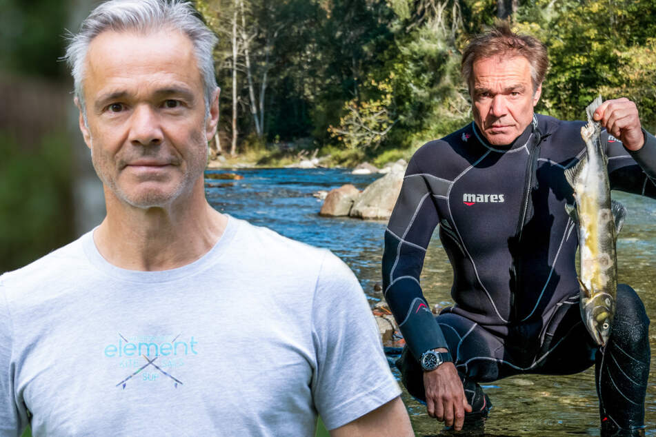 Morddrohungen gegen Hannes Jaenicke wegen ZDF-Doku