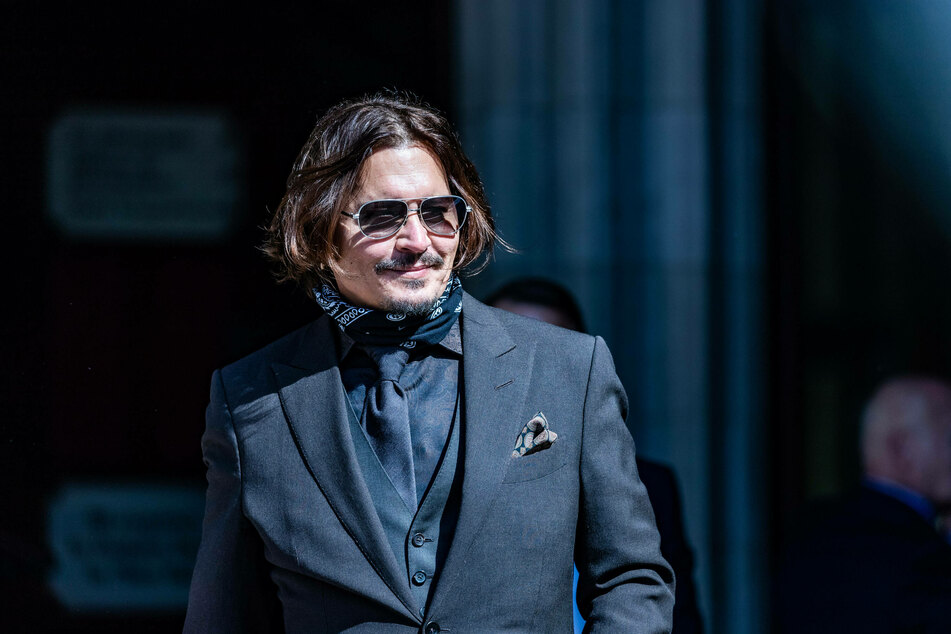 Johnny Depp (57) had to give up his role as Gellert Grindelwald.