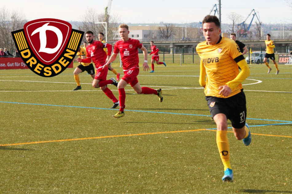Dynamo verleiht Sturmhoffnung Gollnack nach Tschechien: Dort trifft er Kusej wieder!
