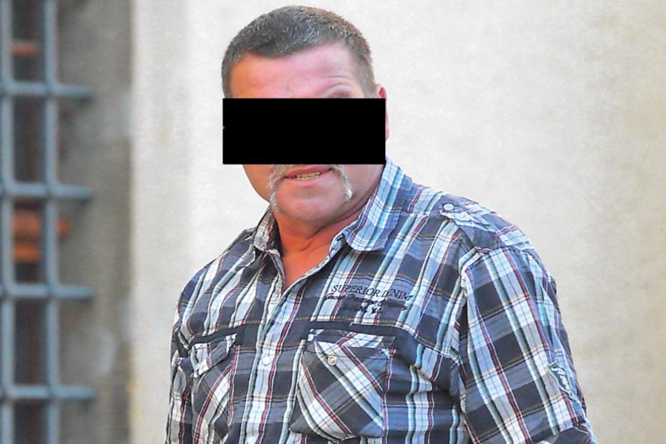 Matthias Z. (55) wurde am Amtsgericht Dippoldiswalde verurteilt.