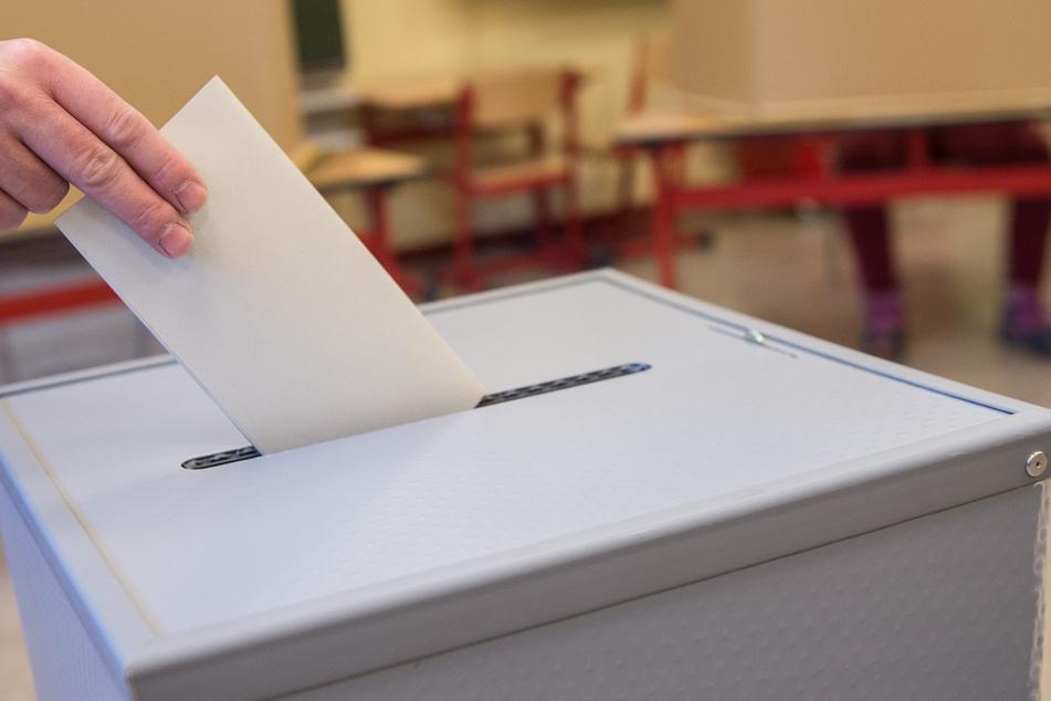Nur knapp die Hälfte der Chemnitzer gaben zur OB-Wahl ihre Stimme ab (Archivbild).