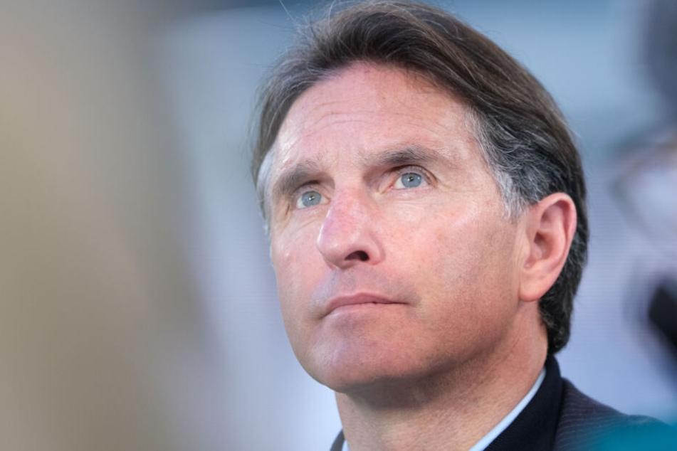 Aktuell Trainer beim VfL Wolfsburg: Bruno Labbadia.