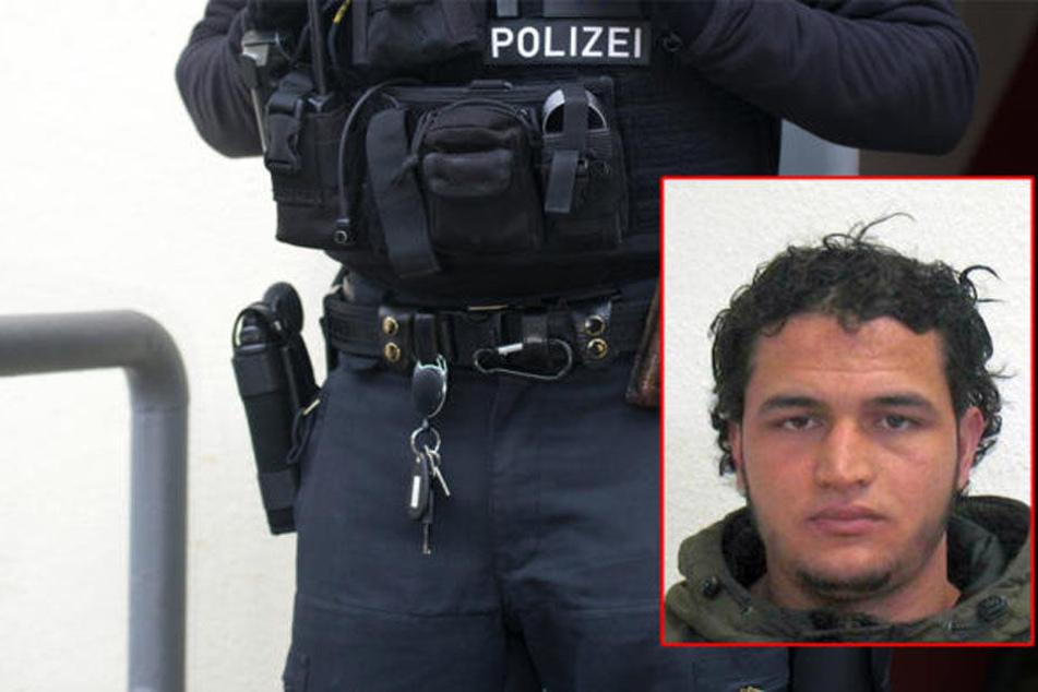Anis Amri ist schon lange vor dem Anschlag auf dem Weihnachtsmarkt am Breitscheidplatz polizeilich bekannt gewesen. (Bildmontage)