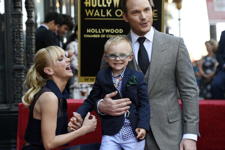 Chris Pratt (38) und Anna Faris (40) lassen sich scheiden.