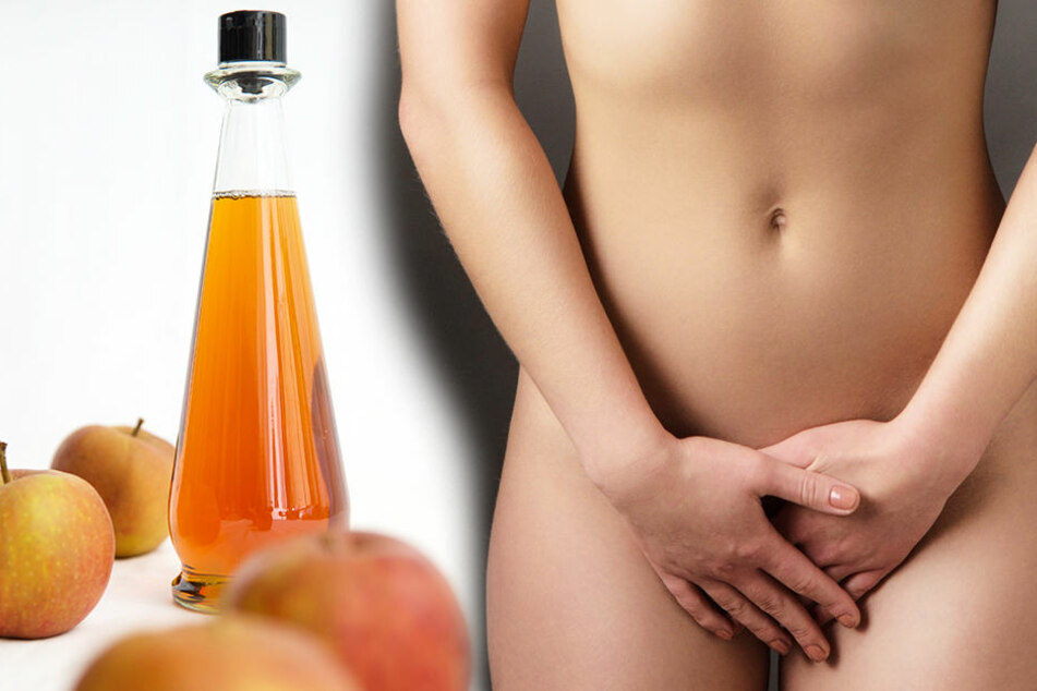Finger weg vom Apfelessig: Es schadet der weiblichen Intimzone!